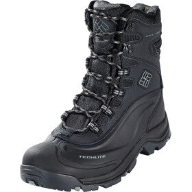 Columbia Bugaboot Plus III Boots Omni-HEAT Men, black / charcoal